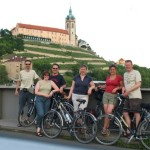 Fietsen van Praag naar Dresden