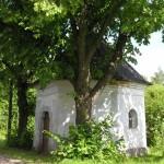 Vakantiehuis Tsjechië, Reuzengebergte, vrije ligging, fenomenaal uitzicht, in de bergen, met zwembad, tegenover oud kapelletje, halverwege het oude voetpad tussen twee kleine dorpjes.
