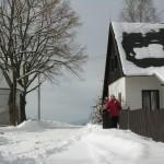 vakantiehuis Reuzengebergte, skivakantie Tsjechie, wintersport, skiën.