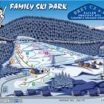Skivakantie Reuzengebergte, familie skigebied Bret ,Zacler