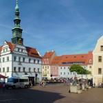 Praag Dresden route - Pirna