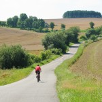 cycling from Prague to Vienna,