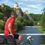 Groene fietsroute Praag Wenen, Vranov nad Dyje