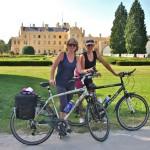 Fietsen Praag Wenen, kasteel Lednice