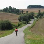 Praag - Wenen fietsroute