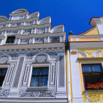 UNESCO fietsreis Tsjechië, deel 2, Bohemen