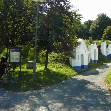 Moravische en Oostenrijkse wijntour - Petrov Plze historische wijnkelders