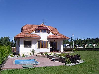 vakantiehuis Tsjechië Lipnomeer wzb353