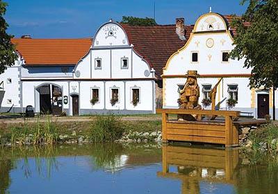boerendorp Holasovice, UNESCO werelderfgoed