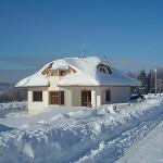 wzb353, luxe groepshuis op 6 km van skigebied Lipno / Kramoling, 12 prs.