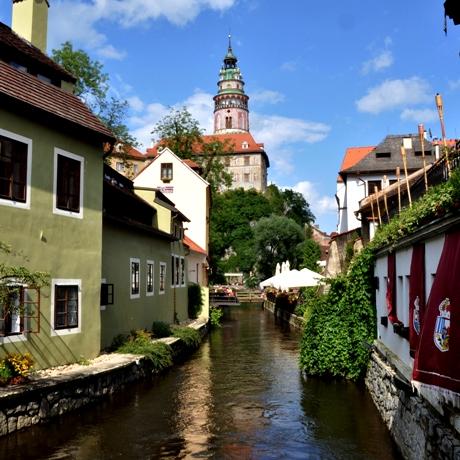Moldau fietsroute van Praag naar Linz of Pasau - Van Moldau naar Donau