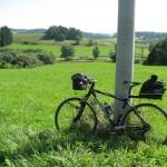 Moldau fietsroute van Praag naar Linz of Passau - landschap