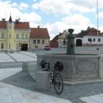 Moldau fietsroute van Praag naar Linz of Passau - Sedlec Prcice