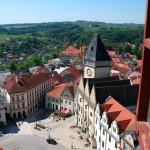 Moldauroute van Praag naar Linz of Passau - Tabor