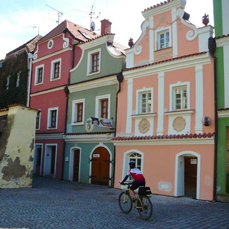 UNESCO-fietsreis Tsjechië - Pardubice
