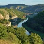 """Een van de mooie omwegen voor de route """"Fietsen naar Praag"""""""