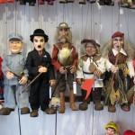 Praag en Tsjechië staan bekend om hun poppentheaters