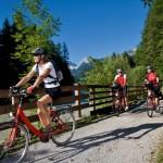 Fietsvakantie Tauernroute - fietsen door Salzachdal van Krimml naar Salzburg/Krimml