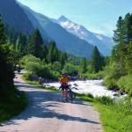 Tauernraweg - Krimml naar Salzburg