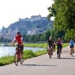 Fietsreis Tauern route - Krimml - Salzburg