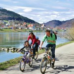 Oostenrijkse Donauroute, fietsen met kinderen