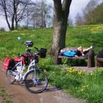 Elberoute Duitsland, Elberoute, fietsvakantie Duitsland, fietsreis Elbe