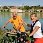 Fietsen langs de Donau, Passau - Wenen