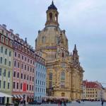 Dresden Elberoute, Elberoute Duitsland