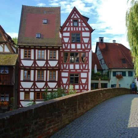 Donauroute, deel 1: fietsreis van de bron naar Ulm