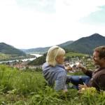 Bauernhof tour Donau - fietsvakantie Donau langs boerderijen