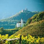Fietsen langs de Adige of Etsch