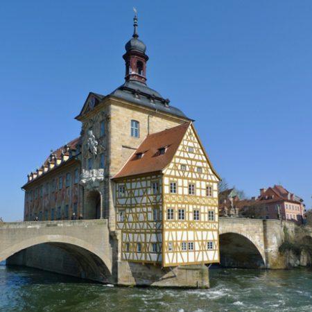 Fietsen langs de Main - Bamberg
