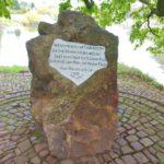 Waar Werra en Fulda samen de Weser vormen