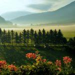 Drau route - berglandschap
