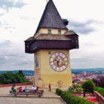 Fietsen langs de Mur - Graz