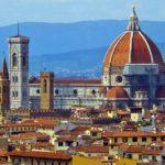 Fietsen van Venetië naar Florence: Florence