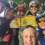 Fietsvakantie Greenways met kinderen