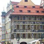 fietsvakantie Praag - Dresden