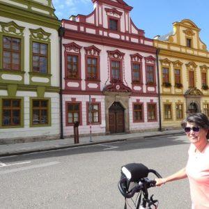 Hradec Kralove - Fietsen Elberoute Tsjechië