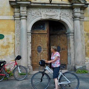 Elberadweg fietsen van de bron naar Praag