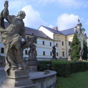 Hospital Kuks - Fietsvakantie Elberadweg