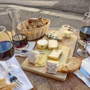 Franse kaas en wijn - fietsvakantie Loire
