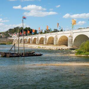 Loire rivier fietsroute fietsen