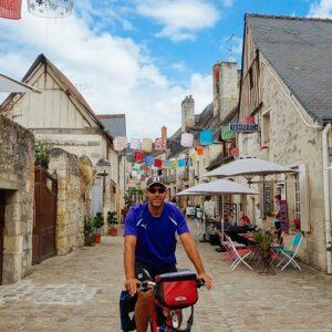 Fietsen langs de Loire in Frankrijk