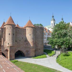 Warschau - Fietsen Polen