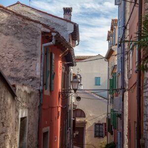 Fietsen in Kroatië van Triëst naar Pula