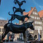 Bremen - Bremer stadsmuzikanten-