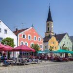 Kelheim - Fietsen langs de Duitse Donau