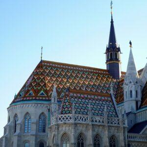 Matthias kerk Boedapest