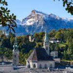 Salzburg - Tauernradweg - Fietsvakantie in de Alpen